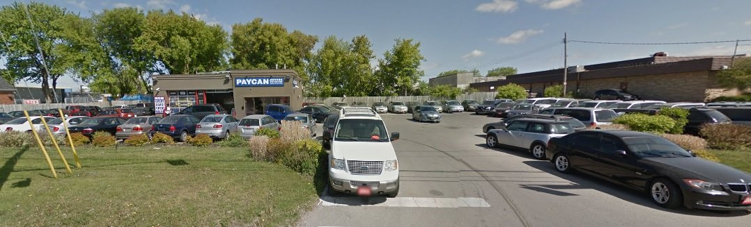 Paycan Motors Kitchener Waterloo Cambridge Dealership Photo